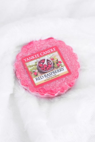 Yankee Candle Red Raspberry wosk zapachowy 22g