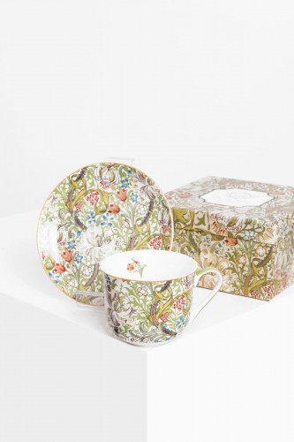 Porcelanowa filiżanka 450 ml GOLDEN LILY William Morris