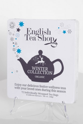 Herbata English Tea Shop Holiday White w puszce