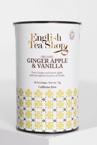 Herbata English Tea Shop Ginger& Apple& Vanilia