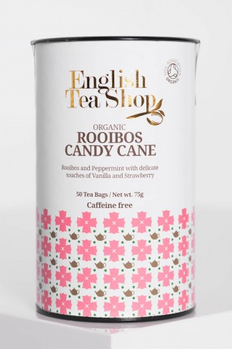 Herbata English Tea Shop Rooibos Candy Cane