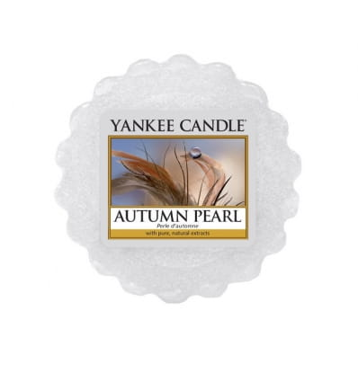 Yankee Candle Autumn Pearl- wosk
