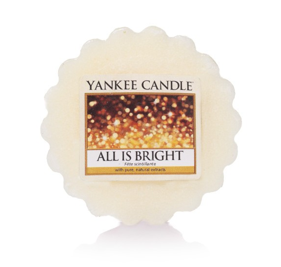 Yankee Candle All is Bright wosk